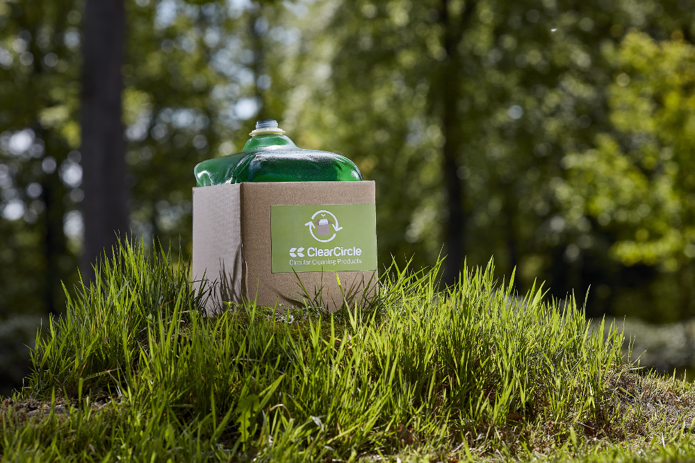 Clearcircle.nl bottle grass