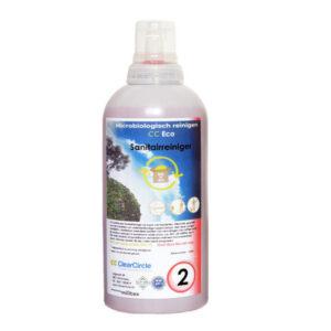 NR 2 Microbiologisch Sanitair ECO Doseerfles 1 ltr