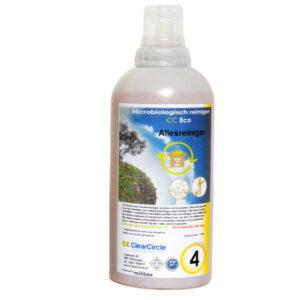 NR 4 Microbiologisch Allesreiniger ECO Doseerfles 1 ltr